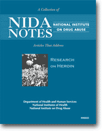 NIDA - Research on Heroin