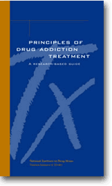 NIDA - Principals of Drug Treatment